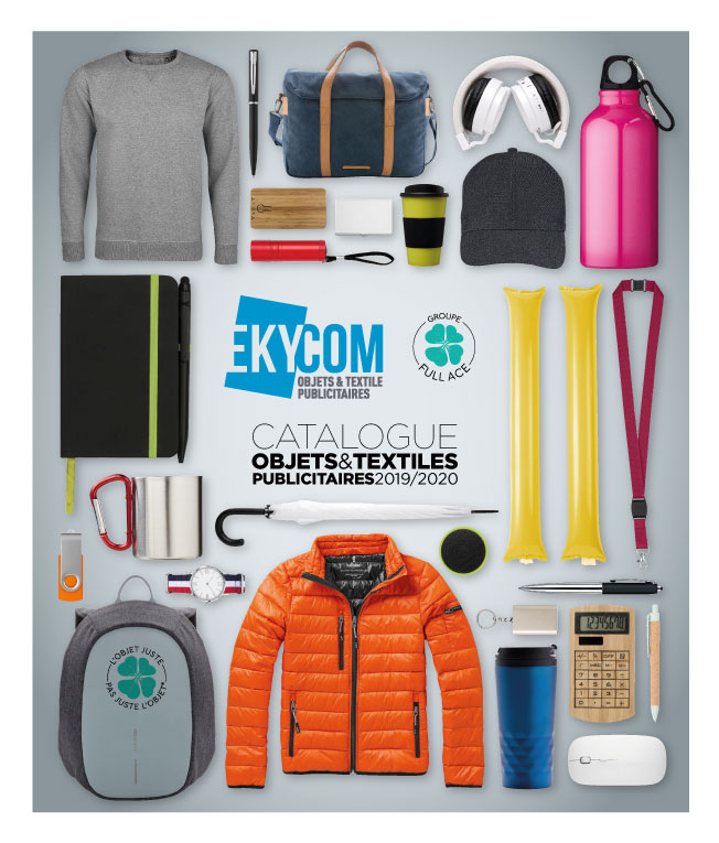Catalogue Ekycom 2019